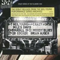 Neil Young : Live at the Fillmore East CD (2006) ***NEW*** Fast and FREE P & P