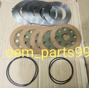 Jcb Brake Friction- 10, Counter Plates- 12 No & Seals (Part 458/20285 458/20353)