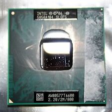 CPU Intel Pentium T6600 2,2 GHz/2M/800 Dual Core Sockel P SLGF5 TOP!!!