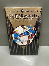 Superman The Man of Tomorrow Archives Volume 3 DC Deluxe Hardcover NEW RARE