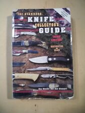 """Book """"The Standard Knife Collectors Guide 3rd Edition"""" By Ritchie & Stewart"""