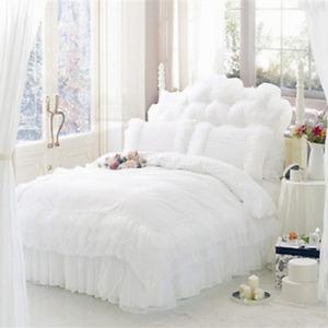 Bedding Exquisite Lace Bedding Sets Wedding Bedding Sets Duvet Cover Bed Sheets