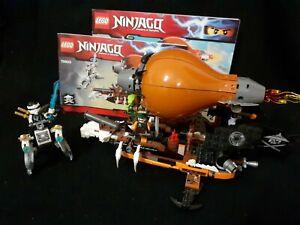 Lego ninjago Lot 70603 avec notice sans la boite