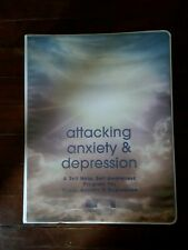 Self Help Attacking Anxiety &Depression CD Set