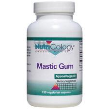 NUTRICOLOGY - Mastic Gum - 120 Vegetarian Capsules