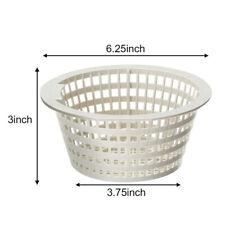 More details for pool skimmer basket replacement filter strainer basket for swimming pools