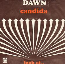 "DAWN - Candida (1970 VINYL SINGLE 7"" RARE DUTCH PS)"
