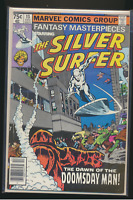 The Silver Surfer, Fantasy Masterpieces #13, December 1980 Marvel Comic Book, VF