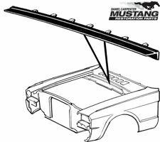 Daniel Carpenter Mustang Upper Stone Deflector OEM 1964 1965 1966