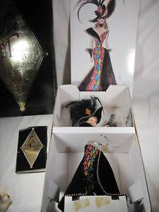 1993 Bob Mackie Masquerade Ball Barbie Doll Designer Edition 10803 NIB
