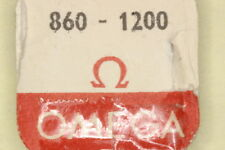 Omega 865 920 part 1200 1204 Barillet avec arbre Barrel whit arbor Bariletto NOS