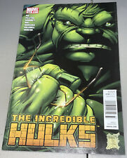 The Incredible Hulks #635 Marvel 2011 Newsstand Variant