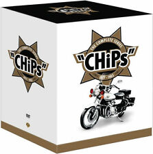 CHIPS: THE COMPLETE SERIES SEASON 1-6 - DVD - UK Compatible - sealed