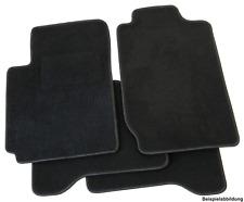 Velours Fußmatten Set für VW GOLF 2 19E 83-87 4-teilig Matten Autoteppiche