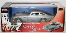Altri modellini statici di veicoli in argento sul James Bond