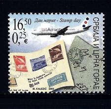 JUGOSLAVIA - YUGOSLAVIA - 2005 - Giornata del francobollo