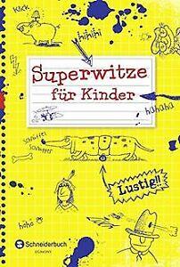 Superwitze für Kinder | Buch | Zustand gut