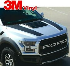 VELOCITOR Hood Stripe Fits ford Raptor 2019 - 2020 Graphic Decal on 3M Film