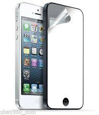 4X Mirror FULL BODY Screen Protector Film Cover Guard Shield for iphone 5S 5C 5