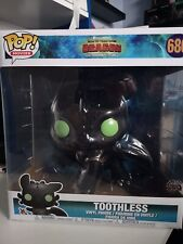 How To Train Your Dragon 3 - Toothless 10 inch POP! Vinyl figure (686)