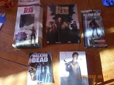 The walking dead + figurine  SAISON 3 BLU-RAY EDITION COLLECTOR neuf