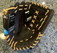 "Mizuno Franchise Left Handed 12.5"" Baseball Softball Glove Mitt NWT"