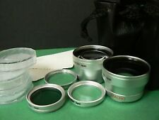 SL LENS Telephoto,Wide Angle,Macro Lens,Filter For Any 25mm Thread Size
