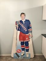 WAYNE GRETZKY 1999 POST CEREAL HESPLER RARE LIFE-SIZE CARDBOARD CUTOUT STANDEE