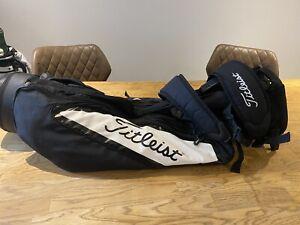 Titleist Premium Sunday Pencil Golf Bag