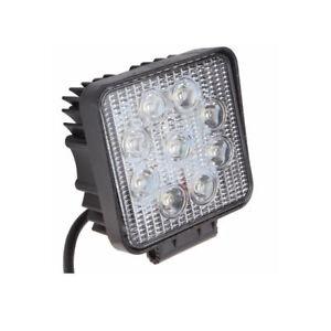 LED Headlamp 12Volt - 80Volt   FORKLIFT - ATV -  CAR - TRUCK