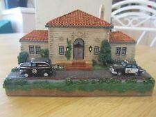 Danbury Mint Golden Gate Park Station Ca Building Figurine original packaging