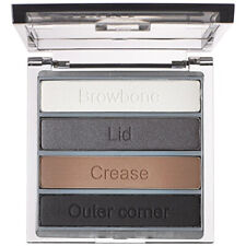 Cargo Essential Eye Shadow Palette, Smoky Grey