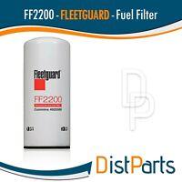 FF2200 Fleetguard Fuel Filter (Pack of 2)