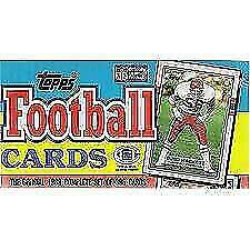 1999 Topps NFL Football Complete Factory Set 357 Cards