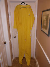 (5) Titan Safety Product Disposable Coverall Safety Suits - Large