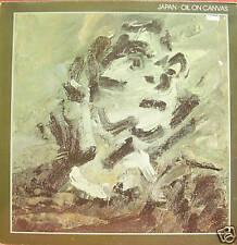 JAPAN-OIL ON CANVAS LP VINILO DOUBLE 1983 ENGLAND
