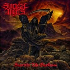 Sanctify the Darkness SUICIDAL ANGELS CD ( FREE SHIPPING)