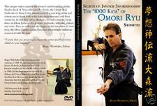 "Dvd- The ""Thousand"" kata of Omori Ryu Shohatto"