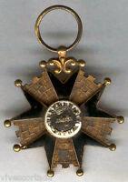 España Medalla militar Condecoracion Republica 1869 Benemerito a la patria