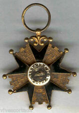 Spain Medal military With decoration Republic 1869 Benemérito to the fatherland