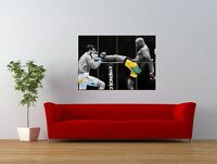 Anderson Silva UFC Kick Fighter Giant Wall Art Poster Print