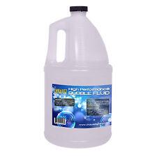 Chauvet Dj Bju Premium Universal Bubble Machine Refill Juice Fluid Gallon