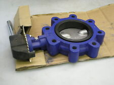"Crane Centerline DN100 (4"")  Butterfly Valve  AMBD5B7UDH  SS Disc CI Body"