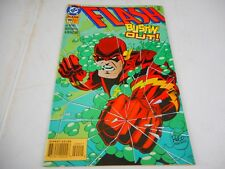 1994 DC Flash Bustin' Out  #90
