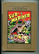 MARVEL MASTERWORKS GOLDEN AGE SUB MARINER VOL 3 NM GRADE MONSTER COVER SCHROTTER