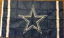 DALLAS COWBOYS STAR LOGO FLAG BANNER MAN CAVE  3x5