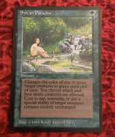 Sylvan Paradise NM 1994 Legends Original Mtg Magic the Gathering