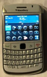 NEW BlackBerry Bold 9780 White (T-Mobile) Fast Ship Test Phone Pre-Production