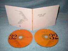 PEARL JAM TAMPA 2 CD SET OFFICIAL #32 8/12/2000