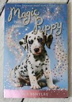 Magic Puppy Party Dreams By Sue Bentley 2010 Paperback Book Young Adults Kids